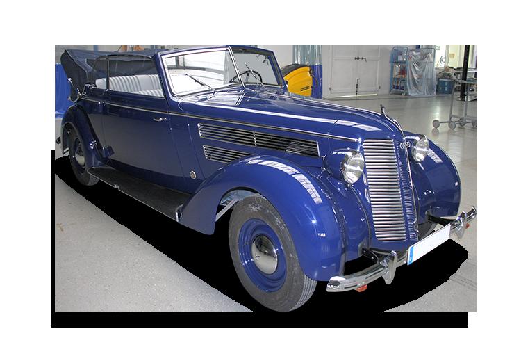 Vorkriegsfahrzeuge
